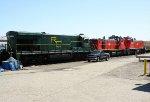 RCRY 3110, LTEX 1074, 1100